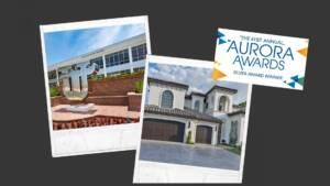 DESIGN STYLES ARCHITECTURE WINS TWO 2020 AURORA AWARDS