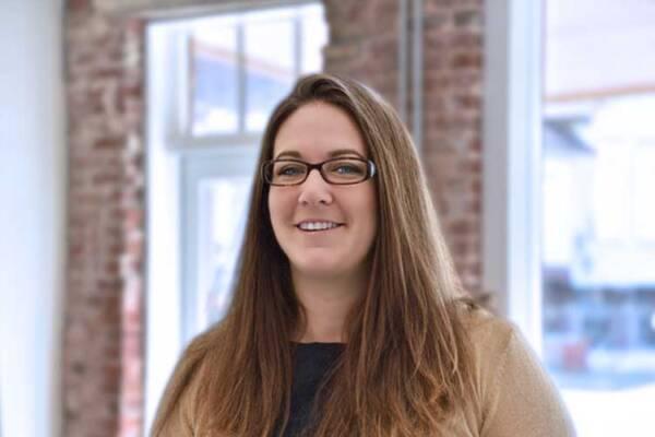 Jenny Callahan, AIA Principal + Director of Architecture