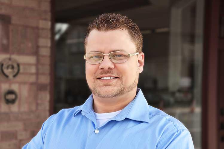 John Wolf Design Associate