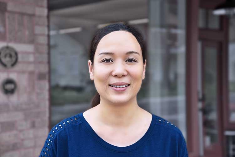 Weina Jiang, AIA Design Associate