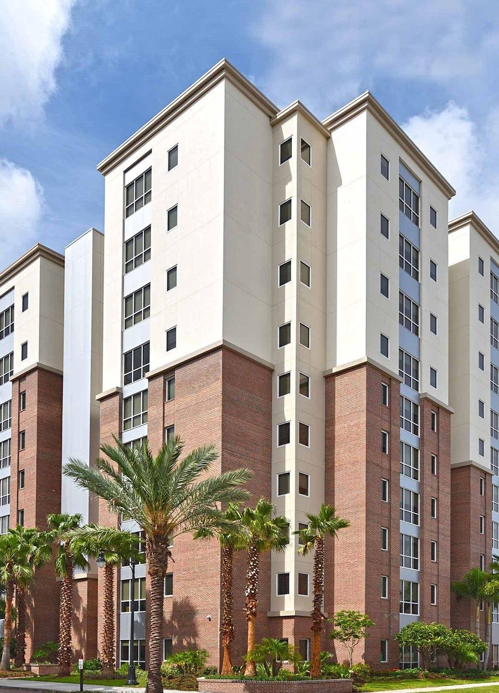 ARCHITECTURE | Palm Apartments